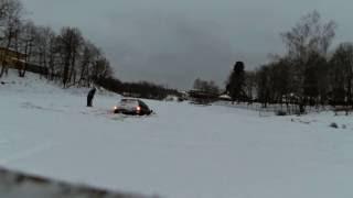 200-й Крузер провалился под лед
