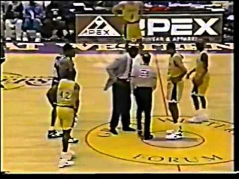 Coach Magic Johnson Storms the Court & Gets Ejected