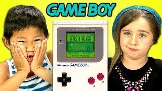 KIDS REACT TO GAME BOY(Game Boy BONUS Reactions: http://goo.gl/RN3VX2 NEW Videos Every Week! Subscribe: http://goo.gl/nxzGJv Watch all main React episodes ..., 2014-07-06T19:00:08.000Z)