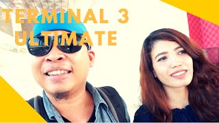 Terminal 3 Ultimate Soekarno Hatta - VLOG