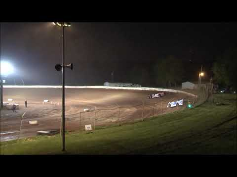 Midway Speedway Late Model Feature 5-18-19