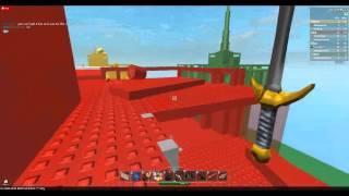 roblox - secrets to killing on red vs yellow vs blue vs green