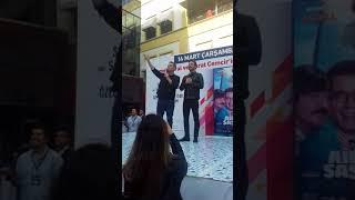 Ahmet Kural ve Murat Cemcir Mersin Forum AVM de