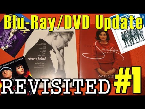 Blu-Ray / DVD Update Revisited #1 Verdammt viele Filme