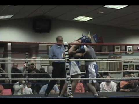 bad ass boxing match Brenden Feiler vs.Jason Schallerslo mo replays