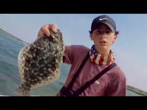 Flounder Fishing Summer 2019! |Topsail, NC|