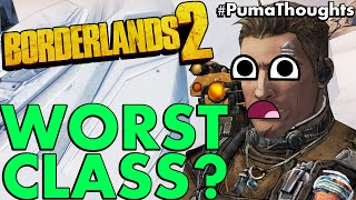 why axton the commando is the worst character in borderlands 2 pumathoughts