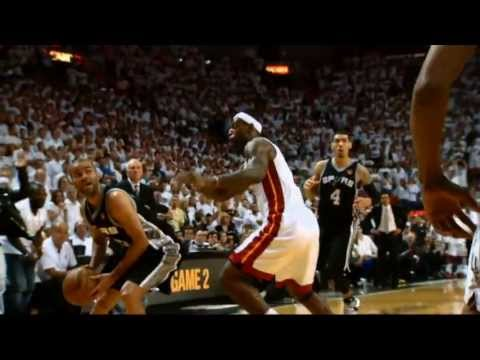 NBA Finals 2013 - Feel The Moment Mix