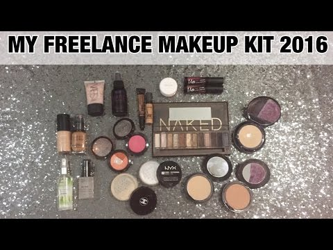 My Freelance MakeUp Kit 2016 | Diendiana | Bahasa Indonesia