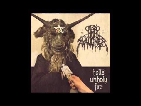 Nunslaughter . Hell's Unholy Fire  (full album)