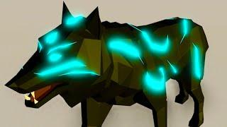 СИМУЛЯТОР МАЛЕНЬКОГО ПИТОМЦА с Кидом 1 Новый Мистик льва дикой кошки волка и лисы в roblox