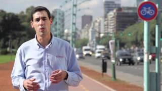INFORME Ciclovias y Bicisendas de la Ciudad/ Hernán De Jorge