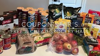 FREE & CHEAP GROCERY HAUL - NOV 18TH 2016 - COUPONING IN CANADA!(SAVED 71% THIS WEEK! WATCH AND SEE HOW! DON'T FORGET TO SUBSCRIBE! WATCH MY LAST HAUL: https://youtu.be/-wGBKkuDn_s WANT TO SEE ..., 2016-11-18T17:28:20.000Z)
