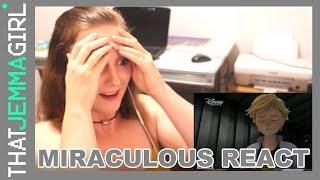 Miraculous Ladybug Season 2 (8 and 9) reaction // ThatJemmaGirl
