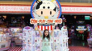 More FUN at Cow Play Cow Moo!!!