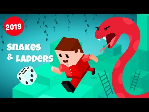 Snakes & Ladders Game | Classic Board Games | Chutes & Ladders