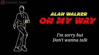 Download ON MY WAY DJ SLOW Mp3