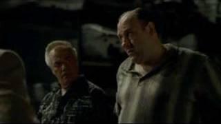 Sopranos-Paulie impresses Tony thumbnail