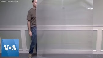 Real Life Invisibility Cloak Developed by Canadian Company