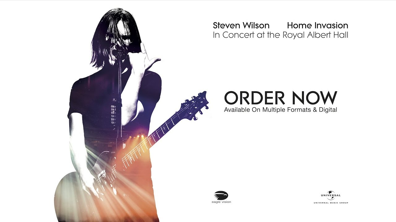 Steven Wilson - Home Invasion (Launch Trailer)