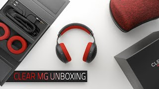 UNBOXING! Focal Clear MG Professional First Impressions!