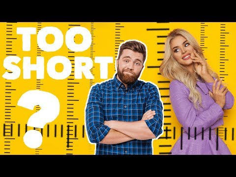 What Height Is Considered Short For A Man? [2020]