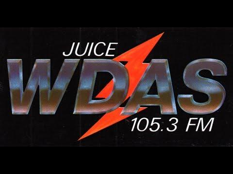 WDAS-FM Tony Brown Quiet Storm