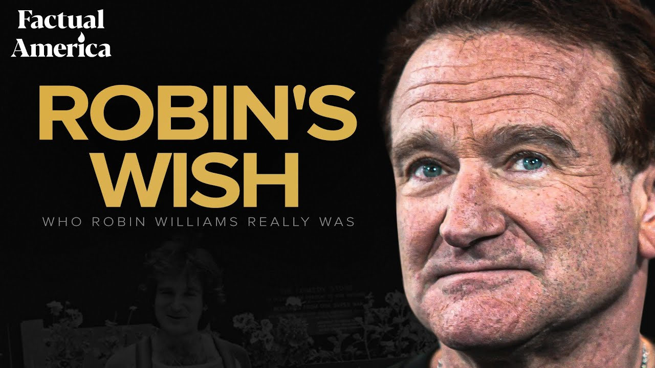 Download Robin's Wish: Who Robin Williams Really Was