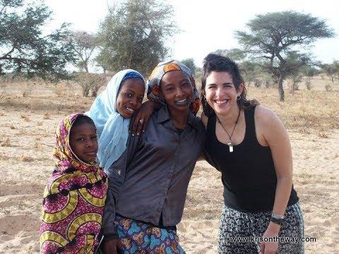 África de mochilera en solitario durante 8 meses