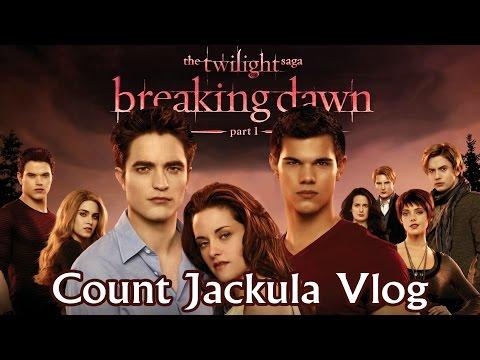 Twilight: Breaking Dawn - Part 1 - Count Jackula Vlog