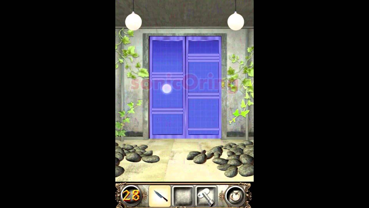 100 Doors Floors Escape Level 28 Walkthrough Youtube