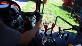 Introducing the New Kubota M5-111 Tractor!