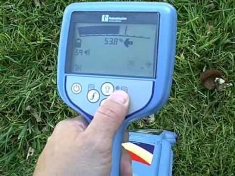 RD7000 & RD8000 Locator Demonstration