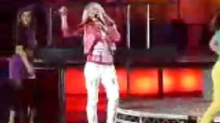 Hannah Montana - Super Girl - Official Music Video (Live)