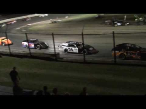 Caney Valley Speedway A Feature 6/10/17