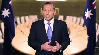 A Message from the PM - A Safe and Secure Australia
