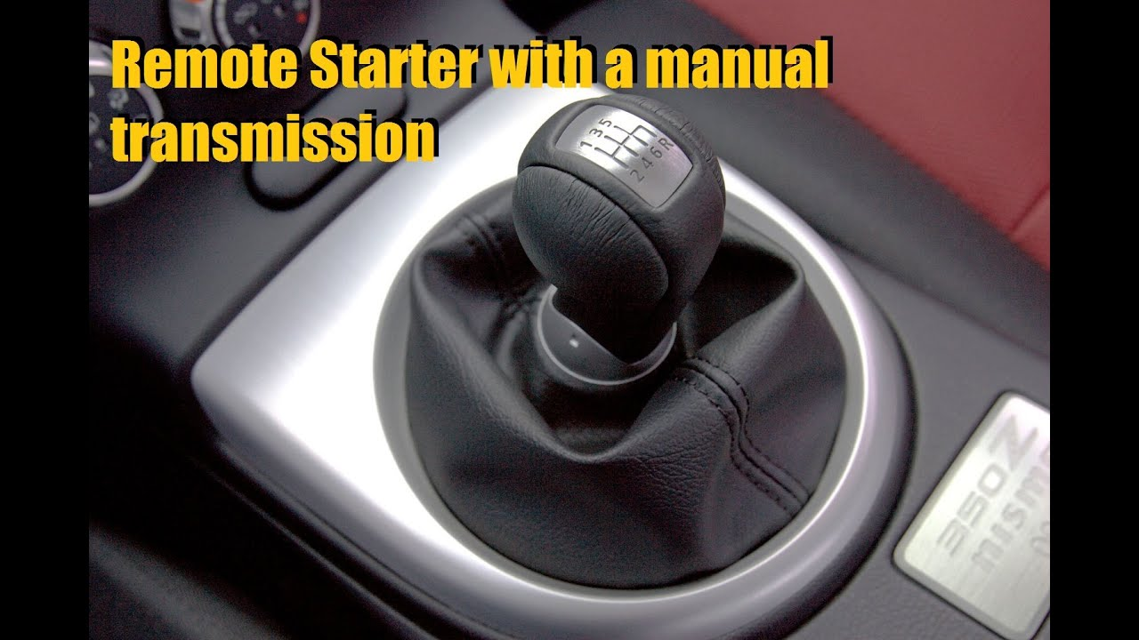 remote starter with a manual transmission youtube rh youtube com Top Remote Car Starters Remote Car Starter Kit