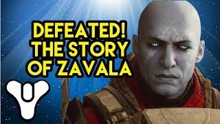 Destiny Lore Commander Zavala Lore | Myelin Games