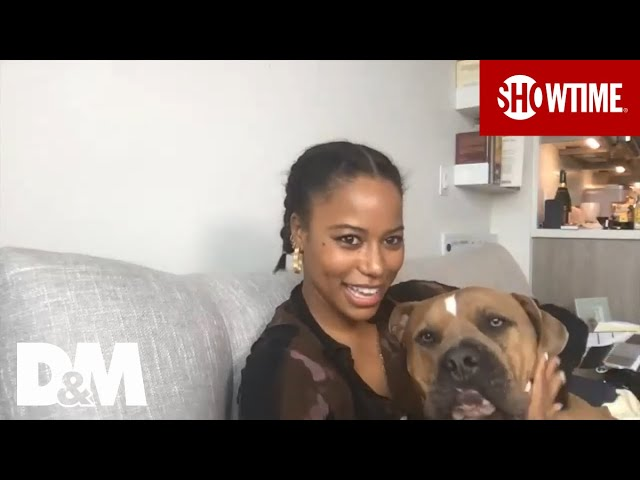Taylour Paige on starring in