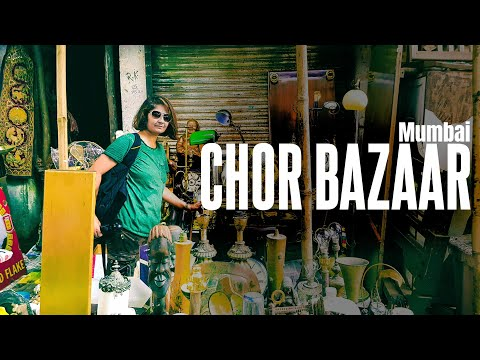 Chor Bazaar Truth Exposed, Girls Gang Inside Thief Market, Mumbai