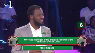 What's Your Goal TV Game Show Clip No1
