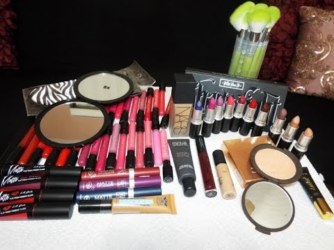 HUGE Collective Makeup Haul (MAC, Becca, MUFE, NARS, Anastasia, etc.)