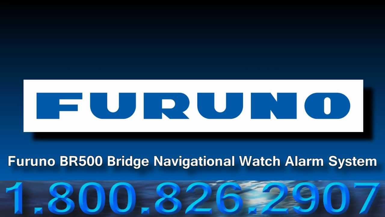 Furuno Br500 Bnwas Bridge Watch Alarm System An Overview Youtube Selective Timer