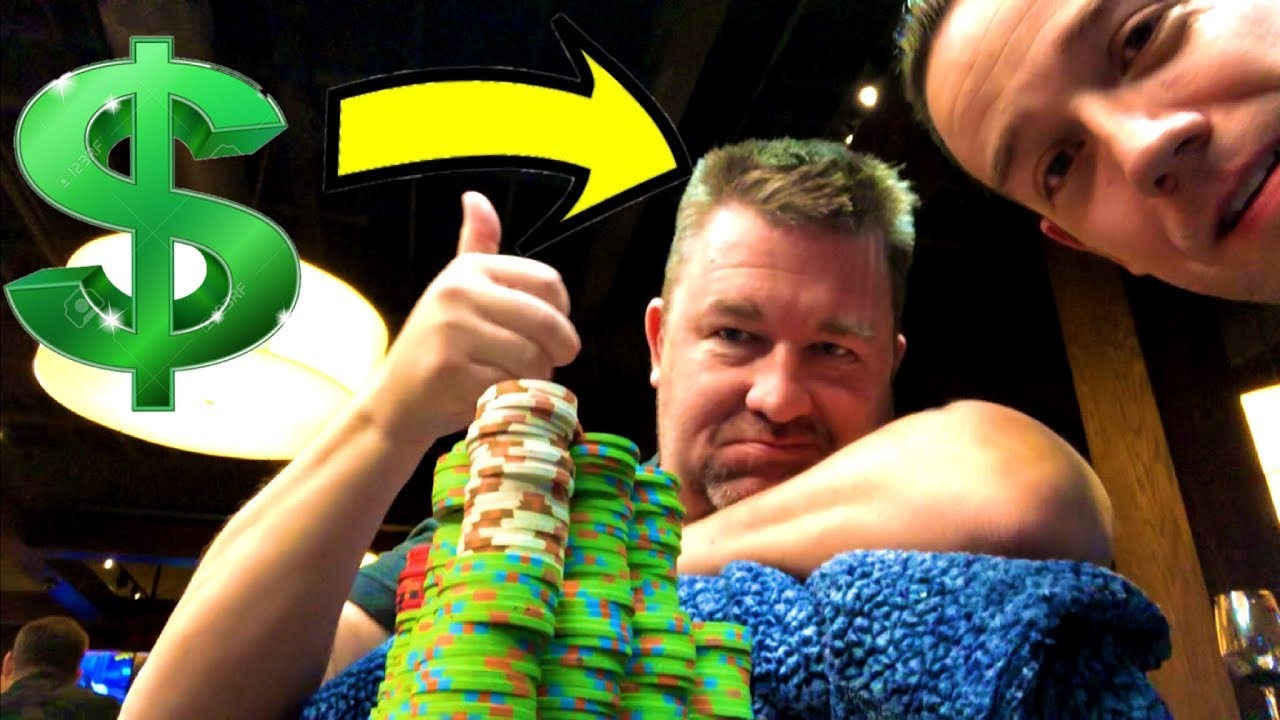 High Stakes Poker with Chris Moneymaker! (Part 1)