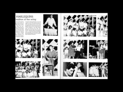 '87 Yearbook Montage