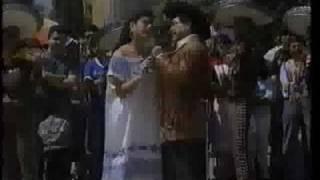 Angeles Ochoa y Lorenzo de Monteclaro -EL AUSENTE- , 1992.