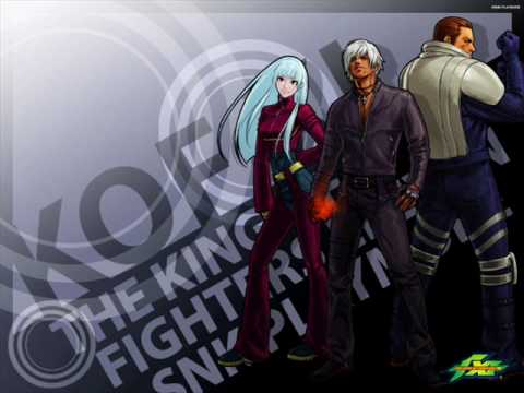 the king of fighters xi kdd0075 quotk team theme