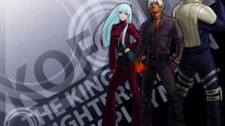 """The King of Fighters XI - KDD-0075 """"K' Team Theme"""" (Arranged)"""