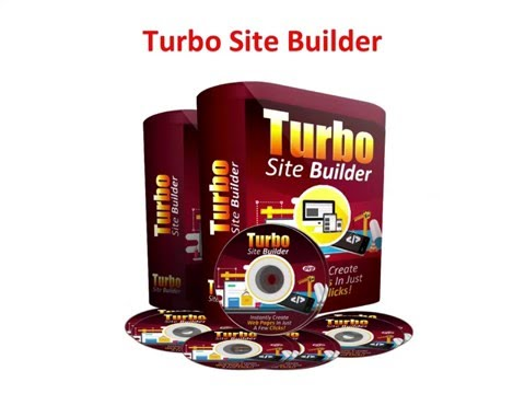 Turbo Site Builder Video Sales