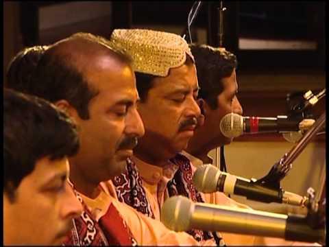 Fareed Ayaz & Abu Muhammad Qawwal & Bros. concert in Riga, Latvia, 2009
